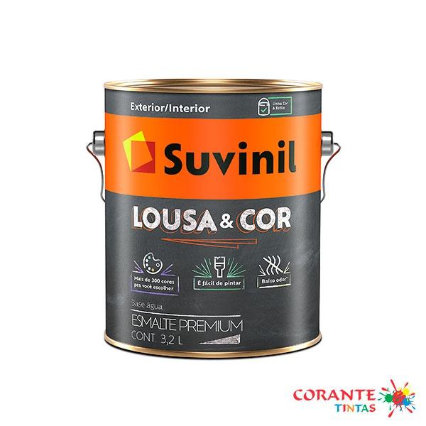 Lousa & Cor 3,2L Base Suvinil