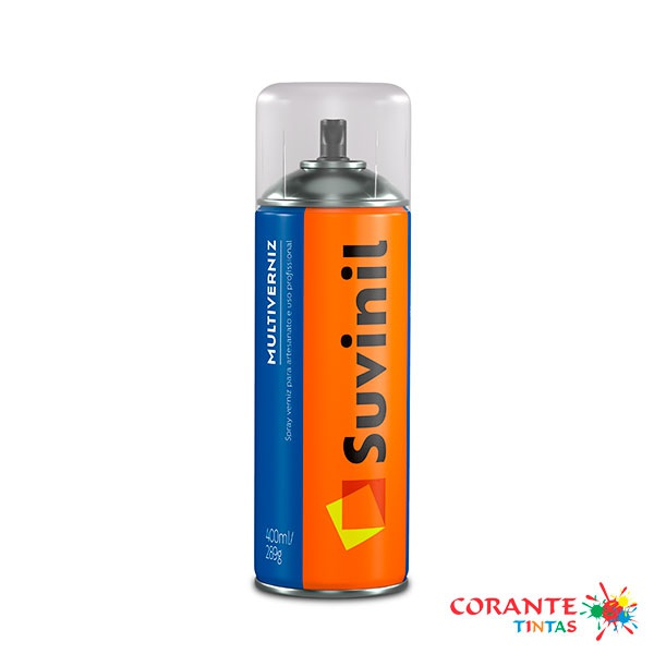 Spray Multiverniz 400ml Suvinil