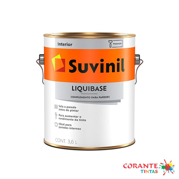 Liquibase 3,6L Suvinil