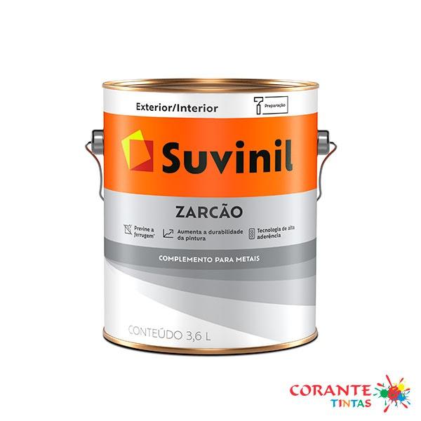 Zarcão 3,6L Suvinil