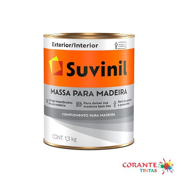 Massa para Madeira 900ml Suvinil