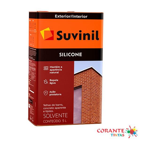 Silicone 5L Suvinil