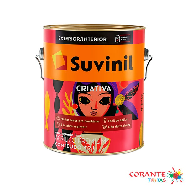 Criativa 3,2L Base Suvinil