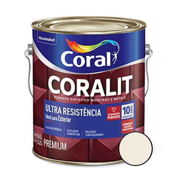 Coralit Brilhante Ultra Resistencia 3,6L