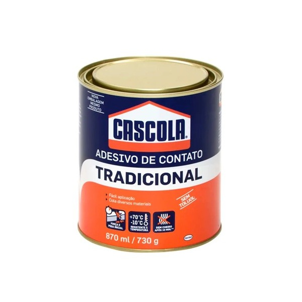 Cascola Tradicional 730g Henkel