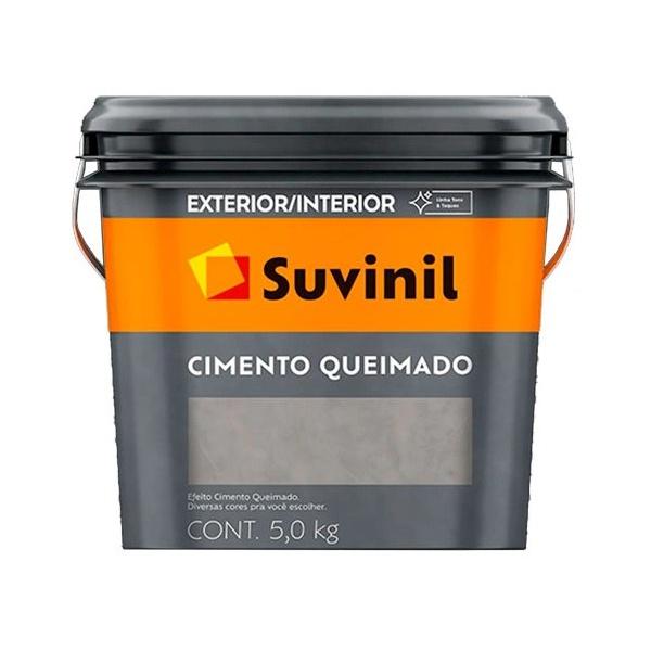 Cimento Queimado 5Kg Suvinil