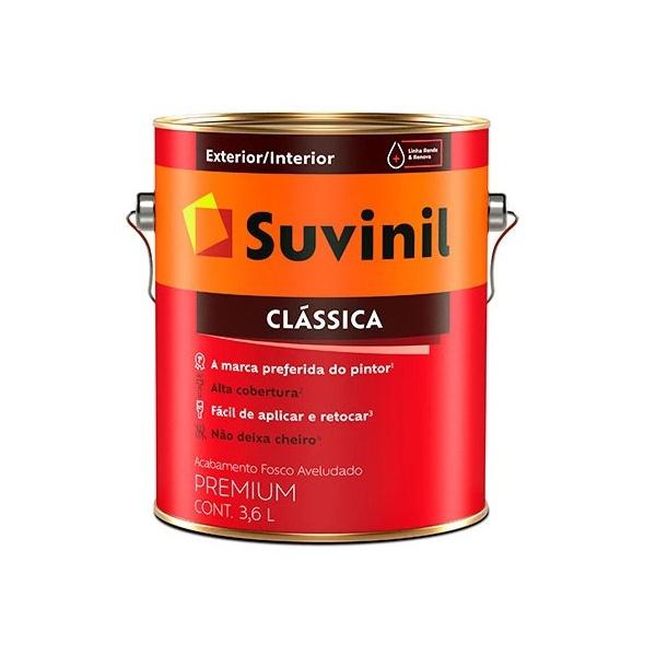 Clássica 3,6L Suvinil