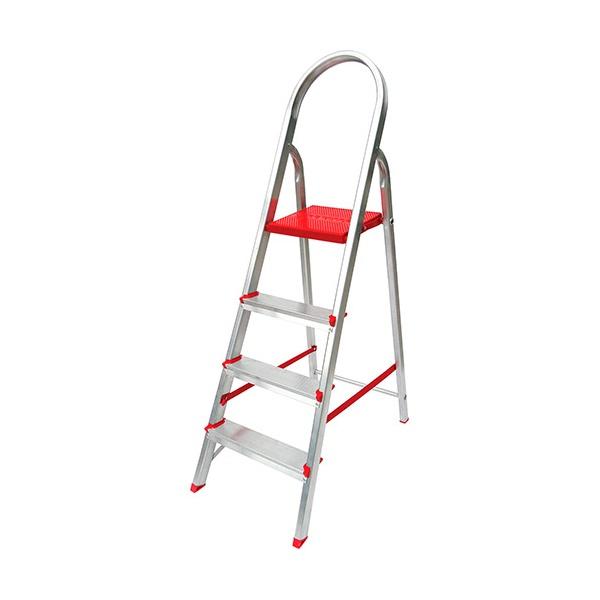 Escada Aluminio 04 Degraus Botafogo