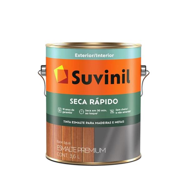 Esmalte Seca Rápido 3,6L Acetinado Suvinil