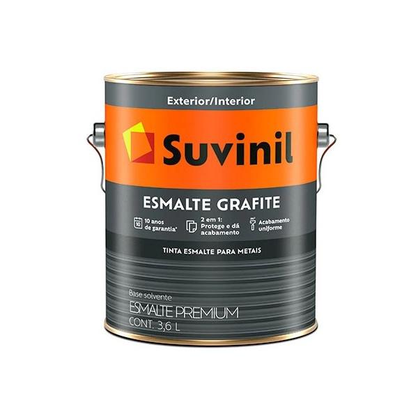 Esmalte Grafite 3,6L Suvinil