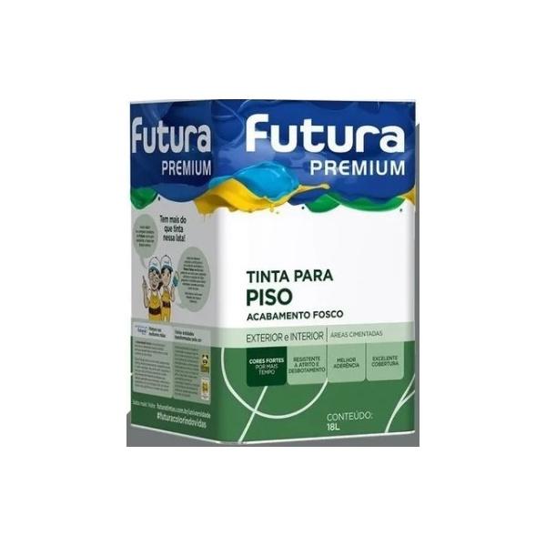 Tinta Piso Premium 18L Futura