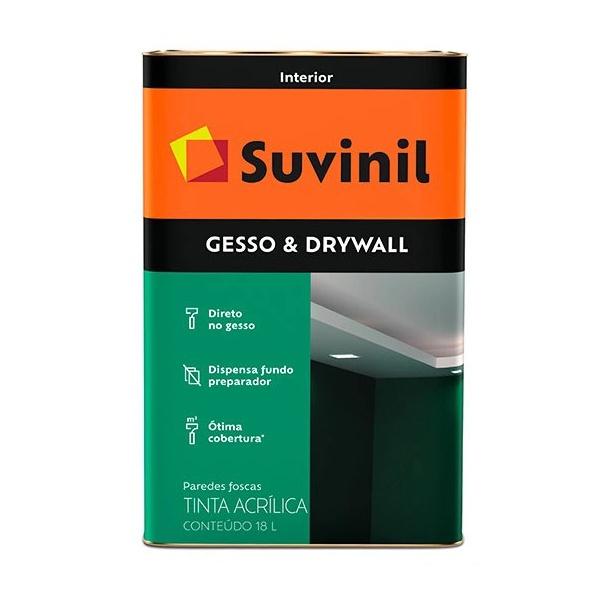 Gesso & Drywall 18L Suvinil
