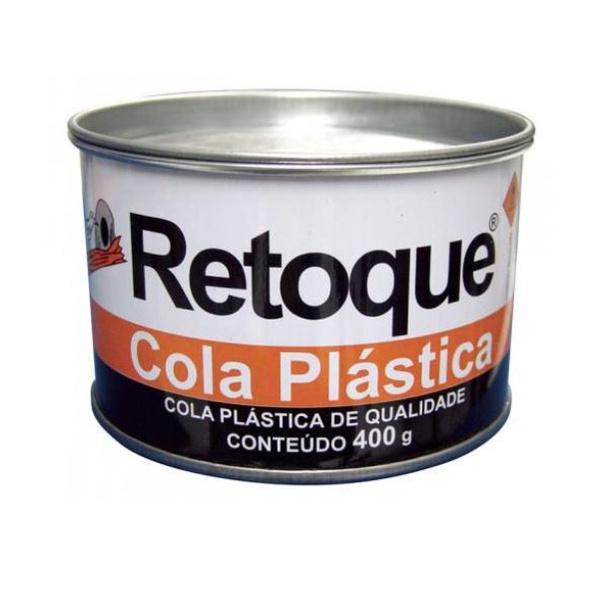 Massa Plastica Cinza com catalizador 400gr Retoque