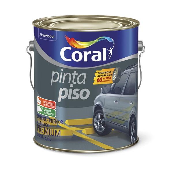 Pinta Piso 3,6L Coral