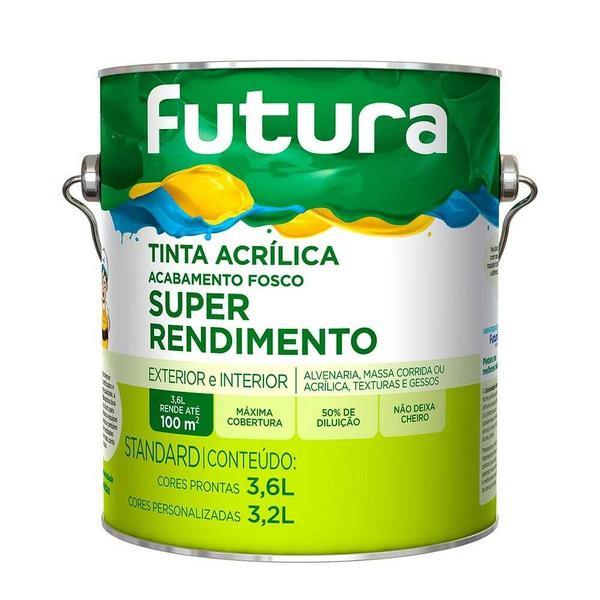 Super Rendimento 3,6L Futura
