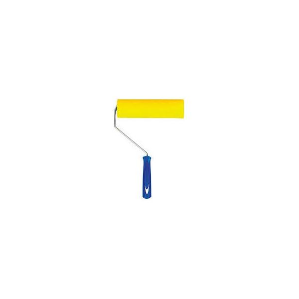 Rolo de Espuma Amarela c/ cabo 15cm - Tigre