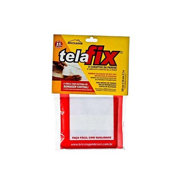 Tela Fix 100MMx30MMX5M Bricolagem