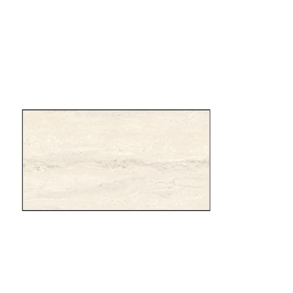 Revestimento Viarosa Travertino Claro AR58105 31x58Cm Acetinado