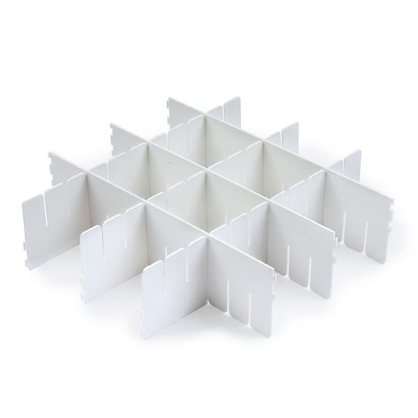 Organizador Gaveta Medio 30X8X30,5Cm Vm-Arthi