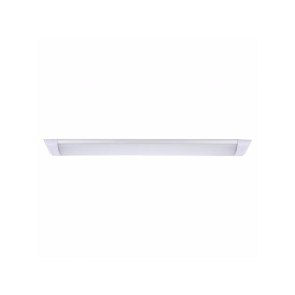Luminária Slim Led 120Cm 36W 6500K (Branco Frio) Bivolt-Blumenau
