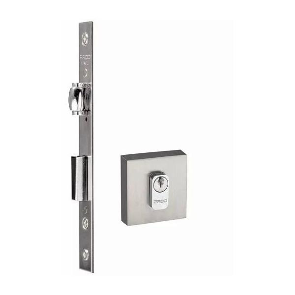 Fechadura Rolete 456 Para Porta Pivotante 45mm-Pado