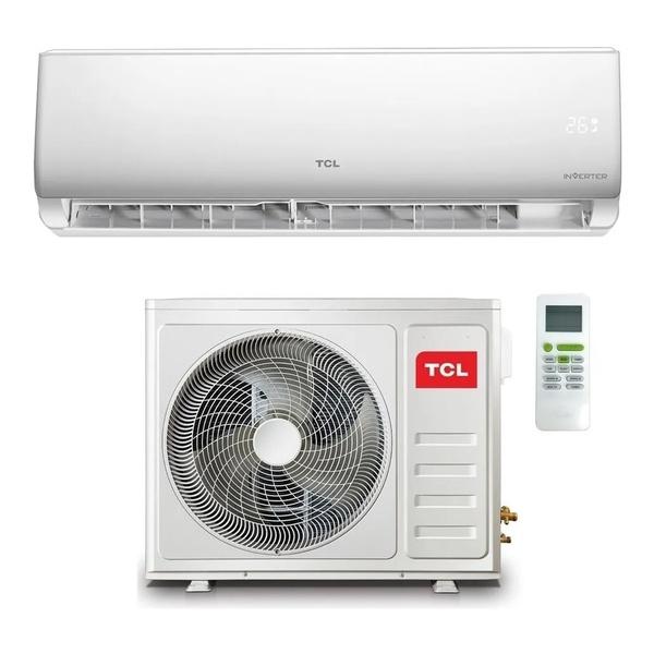 Ar Condicionado Split Inverter 12000 Btus Frio-TCL