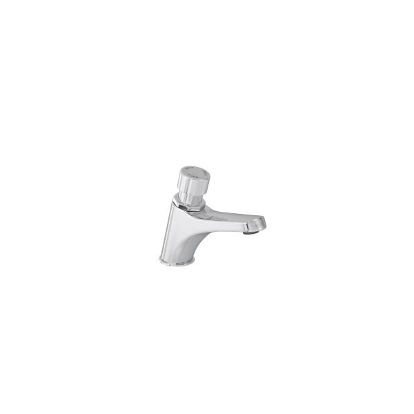 Torneira Para Banheiro De Mesa Com Fechamento Automático 1173 Cromada-Deca