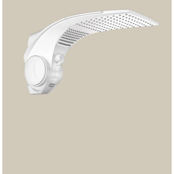 Ducha Duo Shower Quadra Multitemperaturas 5500w 127v Branca-Lorenzetti