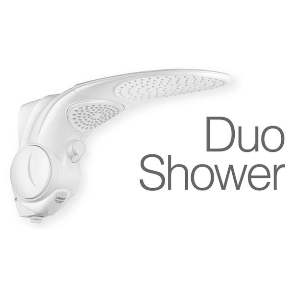Ducha Duo Shower Quadra Multitemperatura 7500w 220v Branca-Lorenzetti