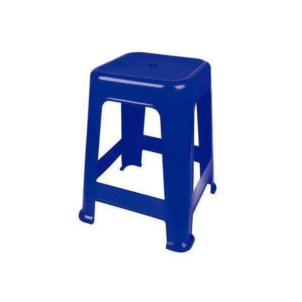 Banqueta Bela Vista Mirtilo (Azul)-Mor