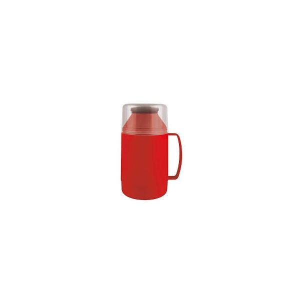 Garrafa Termica Indie Vermelha 500Ml-Mor