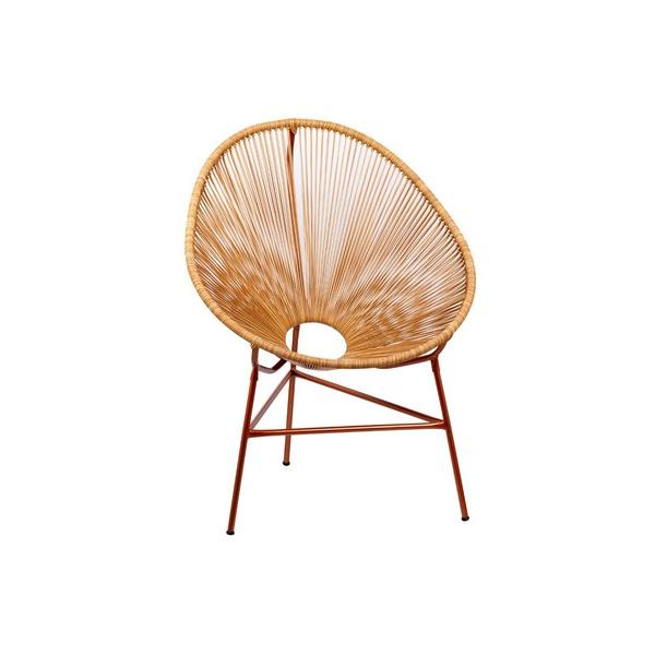 Cadeira Acapulco Palha Justino