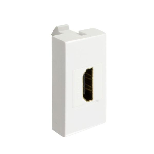 Módulo Pró Tomada HDMI Branco 85079 Alumbra