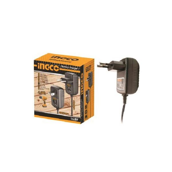 Carregador De Bateria Ion-Litio 16,8v-Ingco