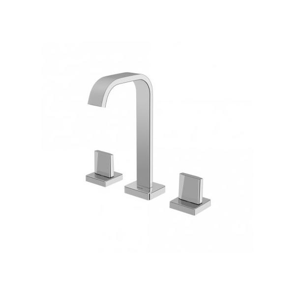 Misturador Para Banheiro De Mesa Bica Alta Next 626906 Cromado-Docol