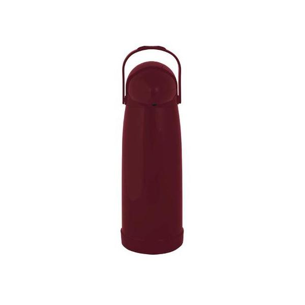 Garrafa Térmica Pressão Nobile Rubi 1 Litro-Mor