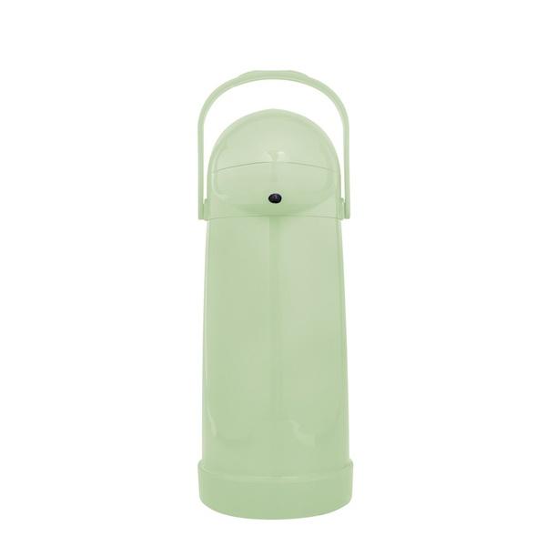 Garrafa Térmica Pressão Nobile Hortelã 1 Litro-Mor