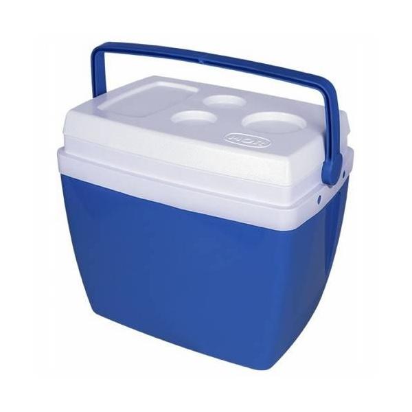Caixa Termica 26 Litros Azul-Mor