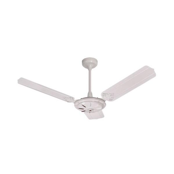 Ventilador De Teto Comercial Eco 3 Pás 127V Branco-Venti Delta