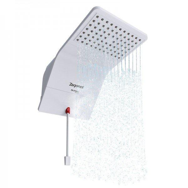 Chuveiro Ducha Eletrônica Ducali 220V 7500W Zagonel