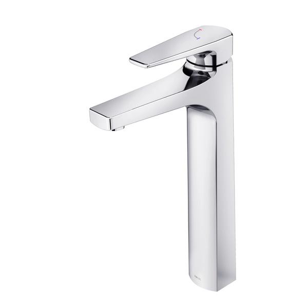 Misturador Para Banheiro Monocomando Bica Alta Chrome Lift 796106 Cromado-Docol