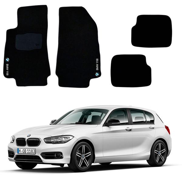 Jogo de Tapetes BMW 118i
