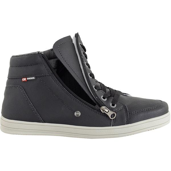 Bota casual masculina CRshoes preto