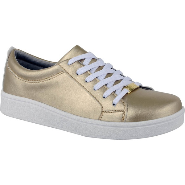 Tênis Feminino CRShoes - Ouro