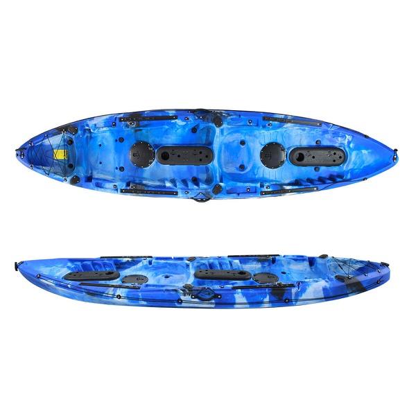 Caiaque Dandaro Double Para 2 Pessoas - Azul