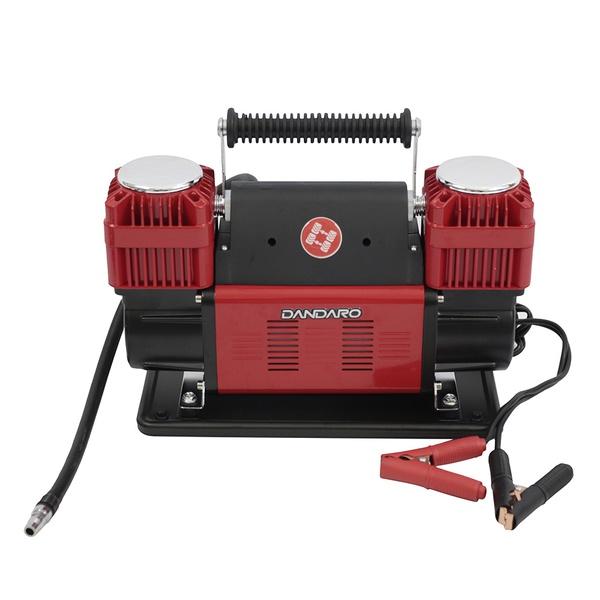 Compressor de Ar Dandaro Off Road 150 PSI 12V Duplo Pistão