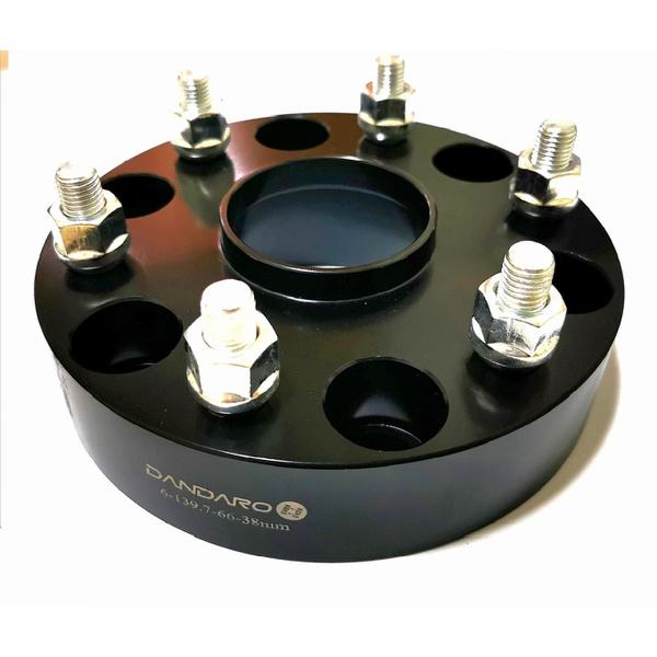 Alargador / Espaçador De Roda Mitsubishi L200 Triton 38,1mm Com Centralizador
