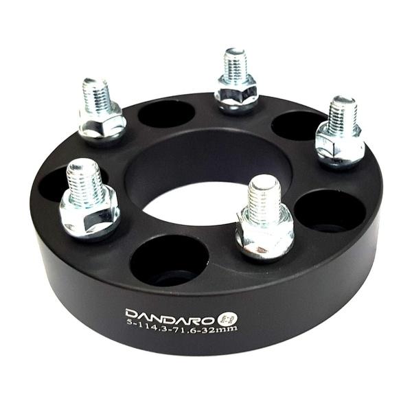 Alargador / Espaçador De Roda Para Pajero Tr4 32mm - 5x114,3