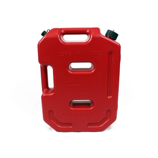 Galão / Reservatório De Combustível 10 Litros , Versátil Pode Ser Utilizado Como Ponte (cor Vermelho)