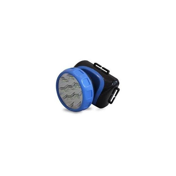 Lanterna Recarregável De Cabeça Com Led